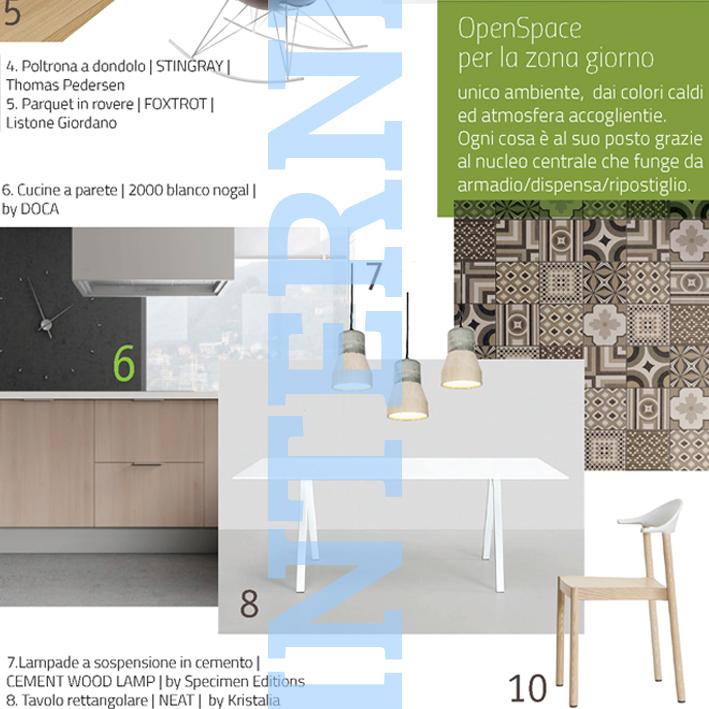 Progetto arredamento casa progetto di spazi e arredamento for Programma di costruzione per la costruzione di una casa